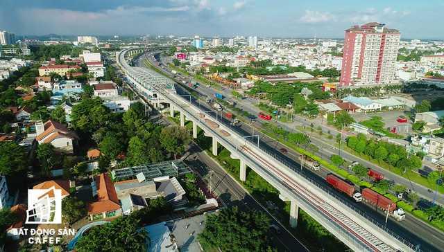 Hai tuyến metro số 1 và số 2 tại TP.HCM đang triển khai tới đâu? - Ảnh 1.
