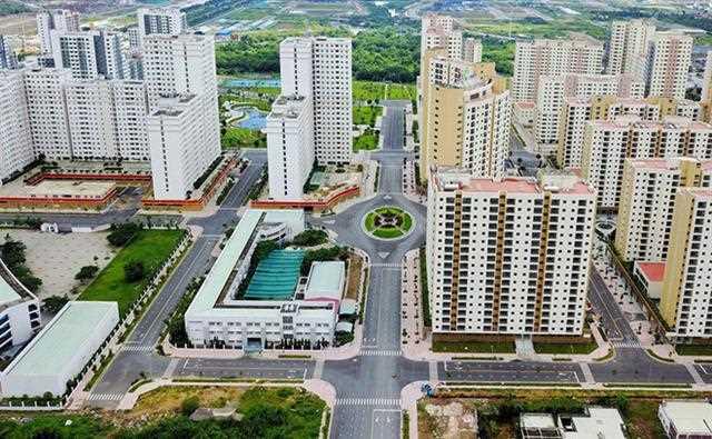 TP.HCM dự kiến sáp nhập 19 phường và 3 quận để lập thành phố phía Đông